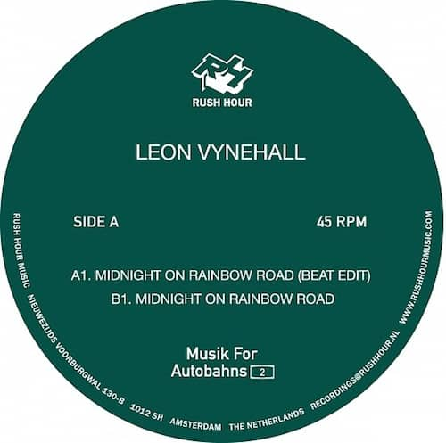 Buz Ludzha Vibradreams & Leon Vynehall Midnight On Rainbow Road