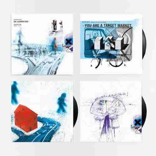 Radiohead - OKNOTOK [ Vinyl ]