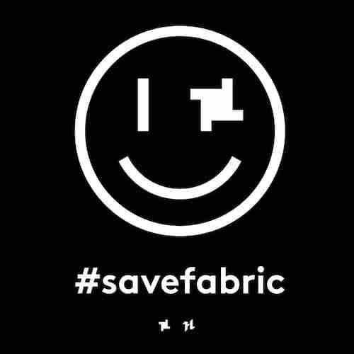 #SaveFabric Exclusive Music – Mathew Jonson, Audion, Flugel, SMD, Tuff City Kids & many more…