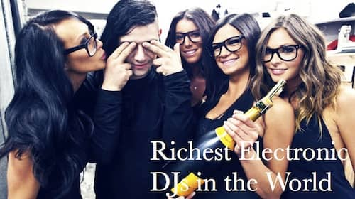 Are DJs over paid? – Richest Electronic DJs 2013 (Celebrity Net Worth)