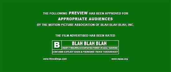 Blah Blah Blah Trailer feat. Joy Orbison, Bicep, DJ Shadow, Trump, Call Super, Bon Iver and more…